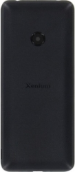 Мобильный телефон Philips E169 Xenium серый моноблок 2Sim 2.4 240x320 0.3Mpix GSM900/1800 GSM1900 MP3 FM microSD max16Gb