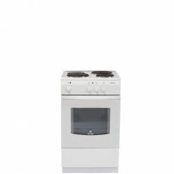 Плита Электрическая De Luxe 5003.17Э белый