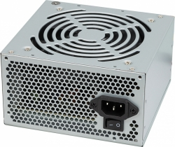Блок питания Aerocool ATX 450W ECO-450 (24+4pin) 120mm fan 2xSATA RTL