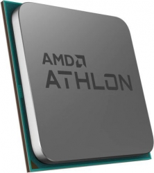 Процессор AMD Athlon 220GE AM4 (YD220GC6M2OFB) (3.4GHz/100MHz/Radeon Vega 3) Tray