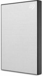 Жесткий диск Seagate Original USB 3.0 1Tb STHN1000401 Backup Plus Slim 2.5 серебристый