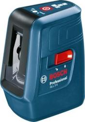 Лазерный нивелир Bosch GLL 3 X Professional