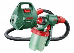 Краскопульт Bosch PFS 3000-2 650Вт бак:1000мл 300мл/мин