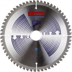 Пильный диск по алюминию Зубр Точный-МУЛЬТИ рез усиленный (36907-300-30-80) d=300мм d(посад.)=30мм (циркулярные пилы)
