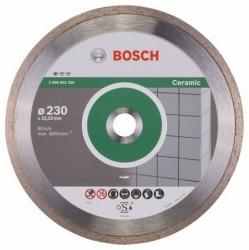 Отрезной диск по керамике Bosch Standard for Ceramic (2608602205) d=230мм d(посад.)=22.23мм (угловые шлифмашины)