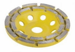 Чашка по бетону Stayer 33381-125 d=125мм d(посад.)=22.2мм (угловые шлифмашины)
