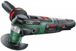 Многофункциональный инструмент Bosch AdvancedMulti18 зеленый/черный