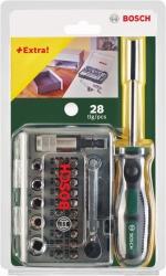 Набор бит Bosch 2607017331 (27пред.) для шуруповертов