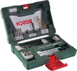Набор принадлежностей Bosch V-line 48 предметов (жесткий кейс)