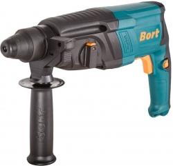 Перфоратор Bort BHD-850X патрон:SDS-plus уд.:3.2Дж 850Вт (кейс в комплекте)