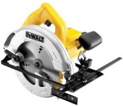 Циркулярная пила (дисковая) DeWalt DWE560B-KS 1350Вт (ручная)