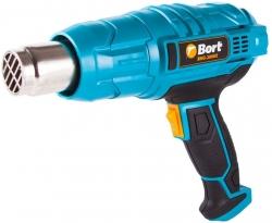 Технический фен Bort BHG-2000X 2000Вт темп.350/600С