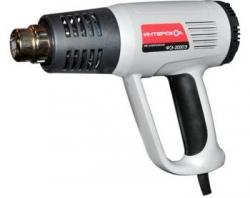 Технический фен Интерскол ФЭ-2000Э 2000Вт темп.80-600С