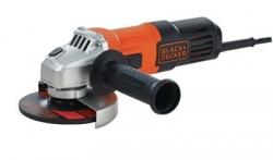Углошлифовальная машина Black & Decker G650-RU 650Вт 12000об/мин рез.шпин.:M14 d=115мм