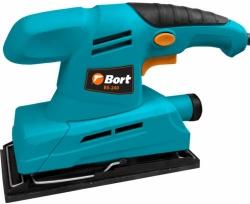 Вибро шлифовальная машина Bort BS-240 200Вт