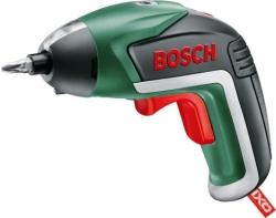 Отвертка электрическая Bosch IXO V Basic аккум. патрон:держатель бит 1/4