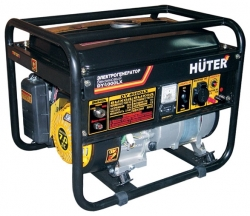 Генератор Huter DY4000LX 3.3кВт