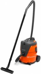 Строительный пылесос Husqvarna WDC 220 1000Вт (уборка: сухая/влажная) оранжевый