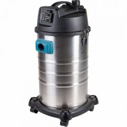 Строительный пылесос Bort BSS-1230 1200Вт (уборка: сухая/влажная) серый