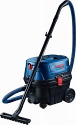 Строительный пылесос Bosch GAS 12-25 PL 1250Вт (уборка: сухая) синий