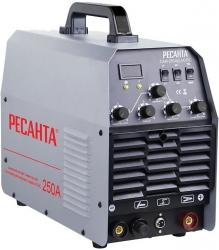 Сварочный аппарат Ресанта САИ-250-АД инвертор ММА DC