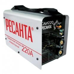 Сварочный аппарат Ресанта САИ-220 инвертор ММА DC
