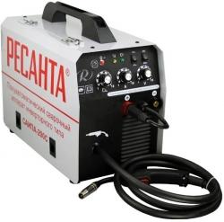 Сварочный аппарат Ресанта САИПА-200C инвертор ММА DC