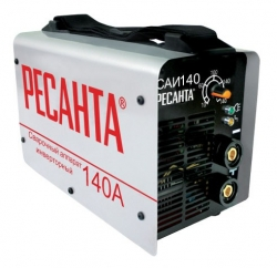 Сварочный аппарат Ресанта САИ-140 инвертор ММА DC