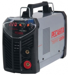 Сварочный аппарат Ресанта САИ-220ПН инвертор ММА DC
