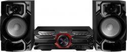Минисистема Panasonic SC-AKX320GSK черный 450Вт/CD/CDRW/FM/USB/BT