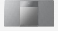 Микросистема Panasonic SC-HC410EE-K серебристый 40Вт/CD/CDRW/FM/USB/BT