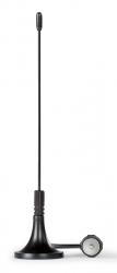 Антенна телевизионная Hama 00121673 пассивная черный каб.:1.4м