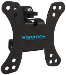 Кронштейн для телевизора Kromax GALACTIC-10 черный 15 -32 макс.20кг настенный поворот и наклон
