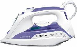 Утюг Bosch TDA5024010 белый/фиолетовый