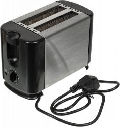 Тостер Sinbo ST 2413 серебристый/черный
