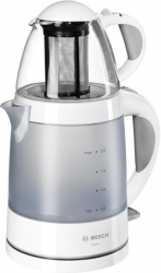 Чайный набор Bosch TTA2201 2л. 1785Вт белый (корпус: пластик)