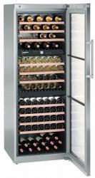Винный шкаф Liebherr WTes 5872 серебристый (однокамерный)