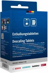 Очищающие таблетки для кофемашин Bosch 00311893 (упак.:12шт)