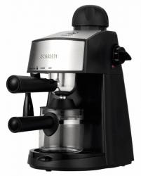 Кофеварка капельная Scarlett SC-CM33004 800Вт черный