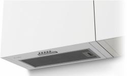 Вытяжка встраиваемая Lex GS Bloc LIGHT 600 WHITE белый управление: кнопочное (1 мотор)