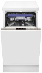 Посудомоечная машина Hansa ZIM455EH узкая белый