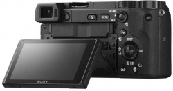 Фотоаппарат Sony Alpha ILCE-6400 черный 24.2Mpix 3 4K WiFi NP-FW50 (без объектива)