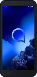 Смартфон Alcatel 5001D 1V 16Gb 1Gb синий моноблок 3G 4G 2Sim 5.5 480x960 Android 9.0 5Mpix 802.11 b/g/n GPS GSM900/1800 GSM1900 MP3 FM A-GPS microSD max128Gb