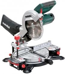 Торцовочная пила Metabo KS 216 M Lasercut 1350Вт 5000об/мин d=216мм