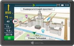 Навигатор Автомобильный GPS Navitel E707 Magnetic 7  800x480 8Gb microSDHC серый Navitel