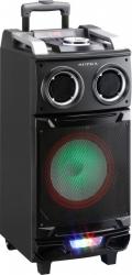 Минисистема Supra SMB-880 черный 140Вт/FM/USB/BT/SD