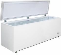 Морозильный ларь Бирюса Б-680KXQ белый 190Вт