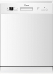 Посудомоечная машина Hansa ZWM656WEH белый (полноразмерная)