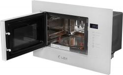 Микроволновая печь Lex BIMO 20.01 White белый (встраиваемая)