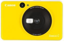 Фотоаппарат Canon Zoemini C желтый 5Mpix microSDXC 50minF/Li-Ion